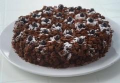 torta mimosa, torta mimosa al cioccolato, cioccolato, cucina, dolci, ricetta