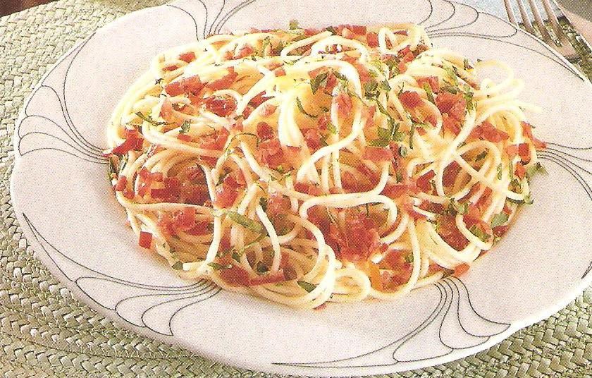 Spaghetti sfiziosi cucina semplice for Primi piatti leggeri