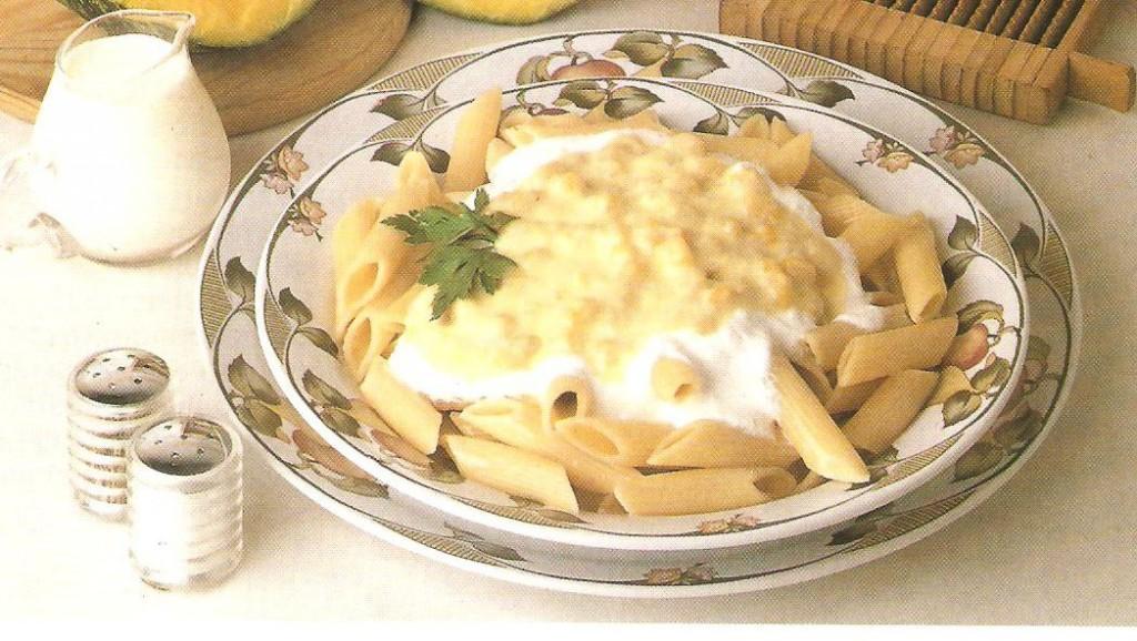 Pastasciutta con zucca cucina semplice for Primi piatti leggeri