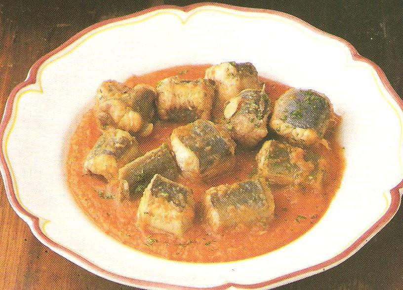Ricette di capodanno capitone alla romana cucina semplice for Ricette di cucina romana