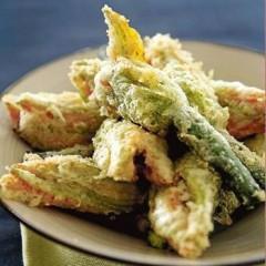 cucina, ricette, ricetta, fiori zucca, Fiori di zucca fritti, Fiori di zucca ripieni