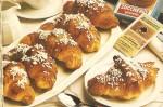 croissant,croissants,cornetti,croissant farciti,saccottini,ricette,ricetta,