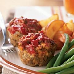 Muffin di carne